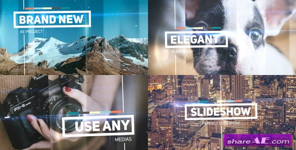 Videohive The Slideshow 17944703