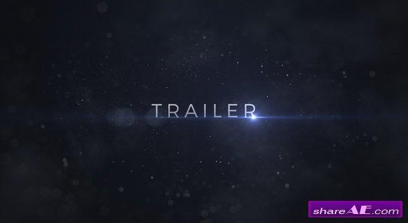 Videohive Trailer