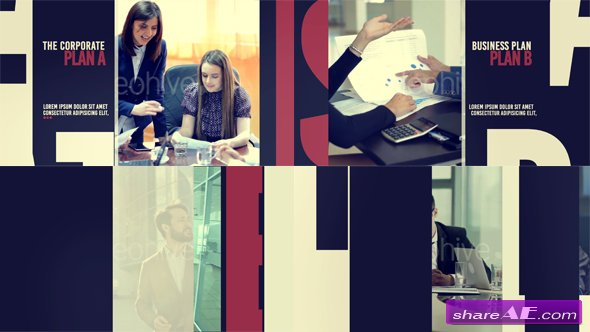 Videohive The Corporate