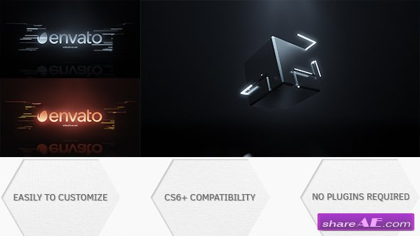 Videohive Cube | Logo Reveal