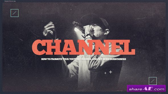 Videohive Old school TV