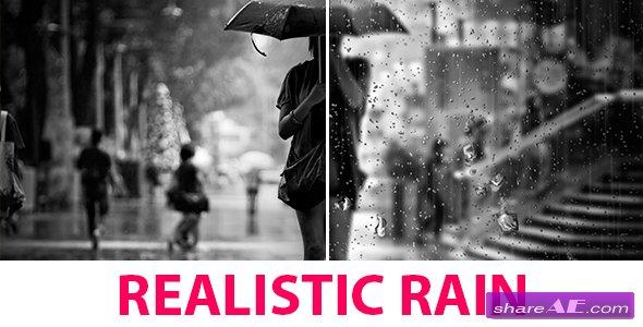 Videohive Rain
