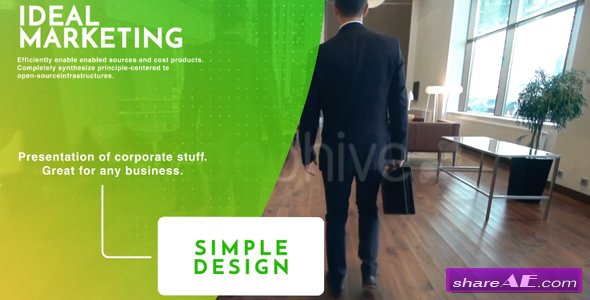 Videohive Corporate Slides 5