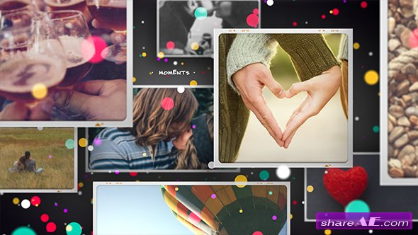 Videohive 3D Photo Slideshow