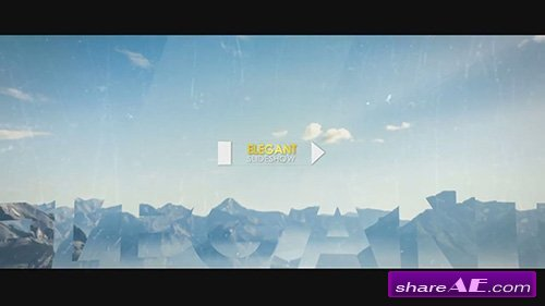 Epic Slideshow - After Effects Template (Motion Array)