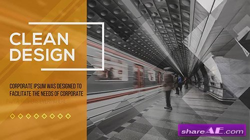 Modern Corporate - After Effects Template (Motion Array)