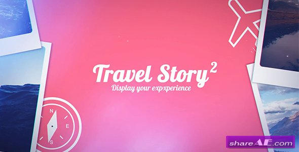 Videohive Travel Story 2