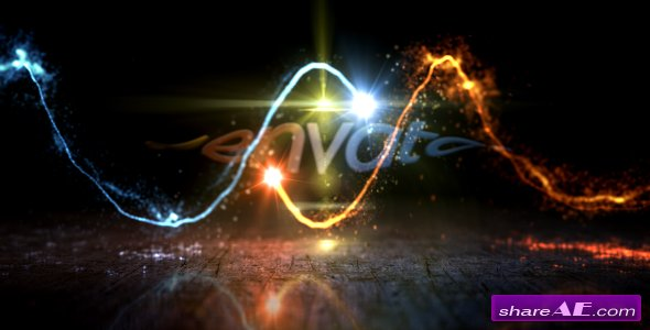 Videohive Light Reveal