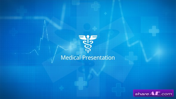 Videohive Medical Presentation