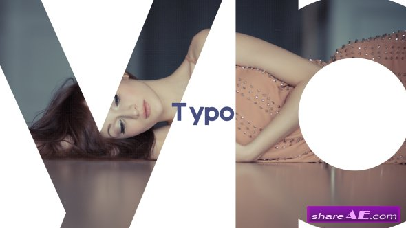 Videohive Dynamic Typo Opener