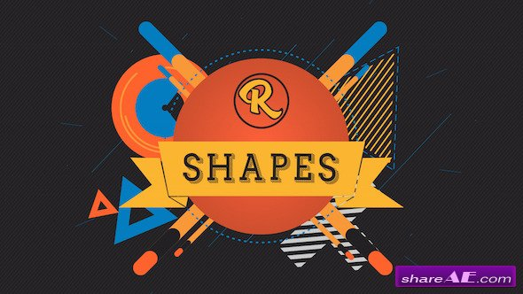 Videohive Shape Logo Constructor