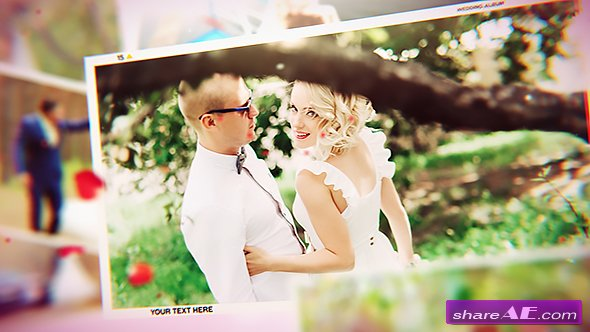 Videohive Wedding 19317903
