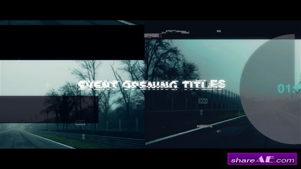 Videohive Event Opening Titles