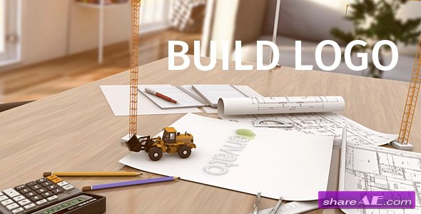 Videohive Build Logo