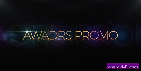 Videohive Luxury Awards Promo