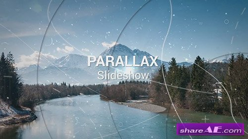 Exclusive Parallax Slideshow Opener - After Effects Template (Motion Array)