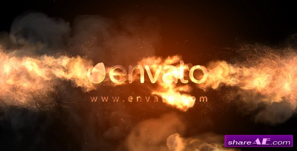 fire logo » free after effects templates | after effects