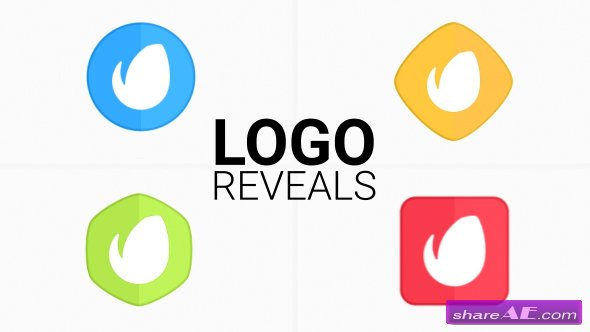 Videohive Logo Reveals 19579315