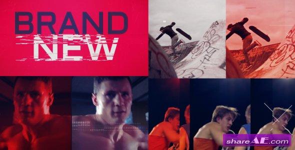 Videohive Dynamic Sport Promo