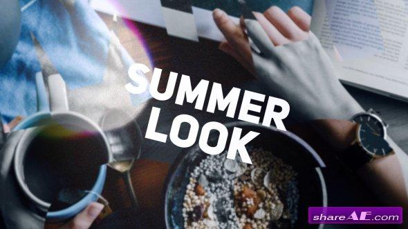 Videohive Summer Look
