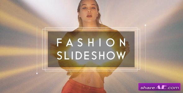 Videohive Fashion Slideshow