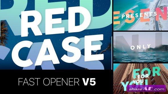 Videohive Fast Opener v5