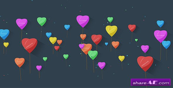 Videohive My Balloon My Logo