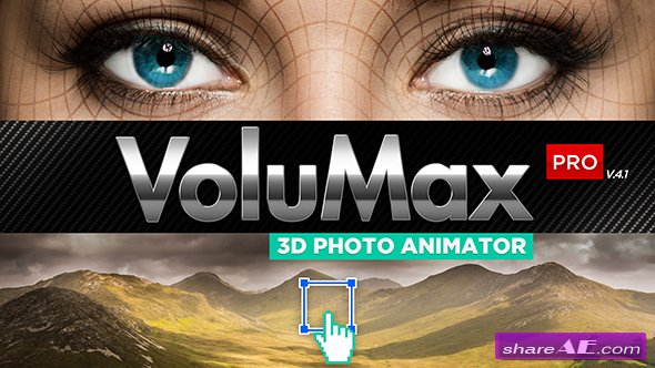 VoluMax - 3D Photo Animator (Version 4.2 Pro) - Videohive