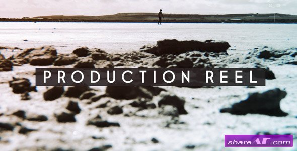 Videohive Production Reel