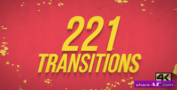 Videohive Big Pack Transitions