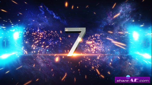 Videohive Epic Countdown