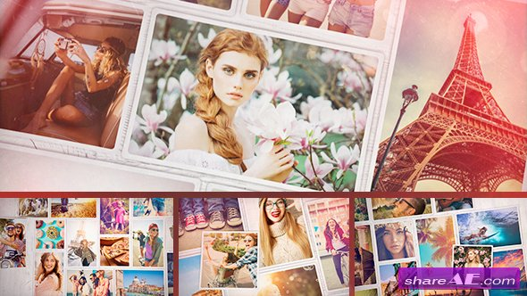 Videohive Photo Slideshow 19810073
