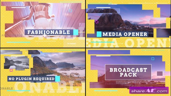 Videohive Broadcast Package