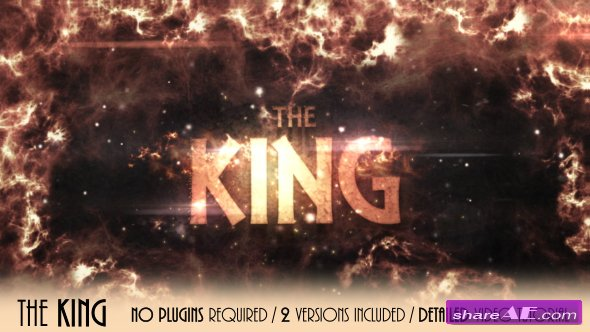 Videohive The King