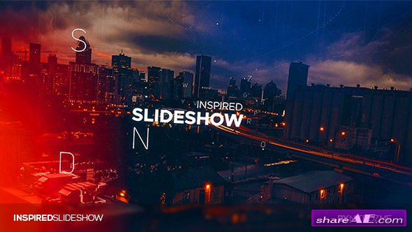 Videohive Inspired Slideshow