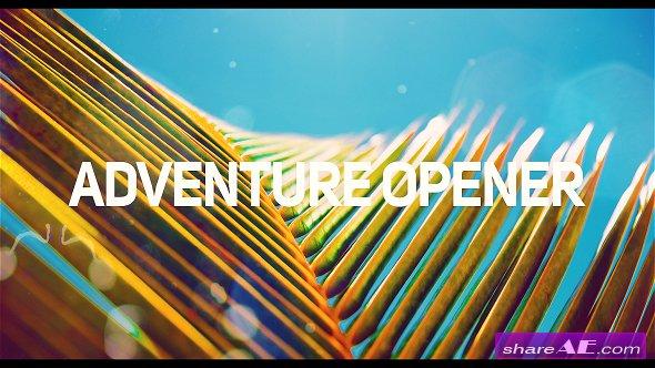 Videohive Adventure Opener