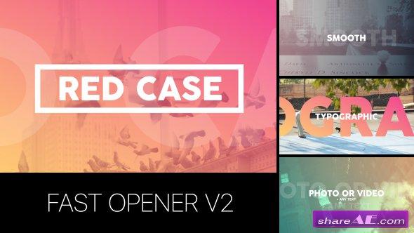 Videohive Fast Opener v2