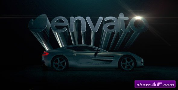 Videohive Car Reveal 14486062