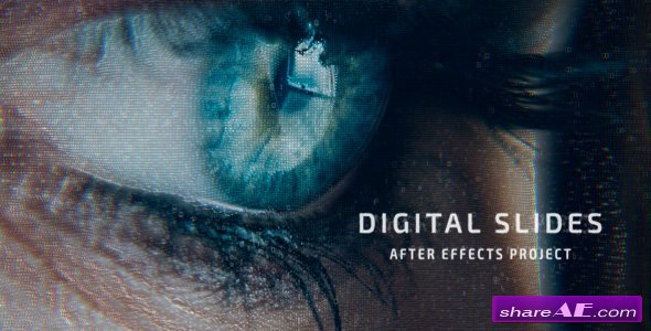 Videohive Digital Slides