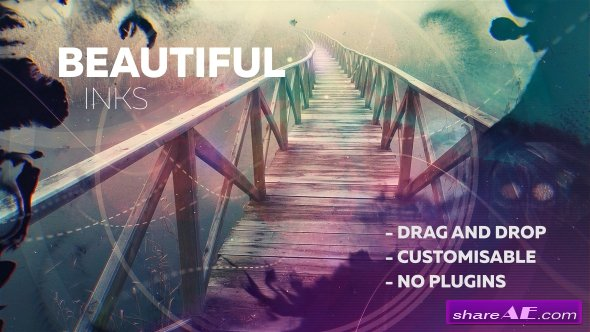 Videohive Beautiful Inks