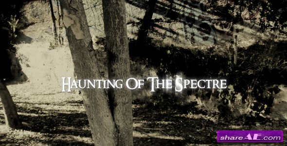 Videohive Haunted Horror Titles Project