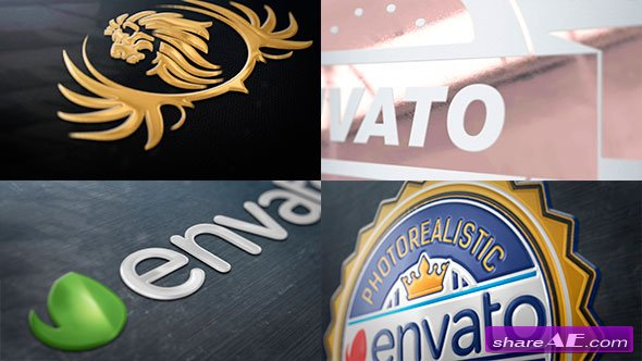 Videohive Corporate Logo Pack