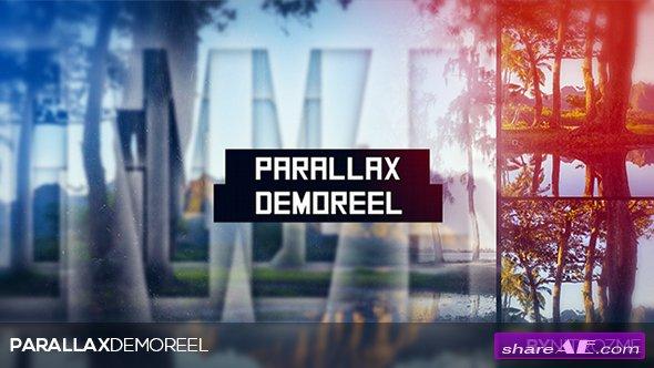 Videohive Parallax Demo Reel