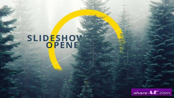 Videohive Slideshow I Opener