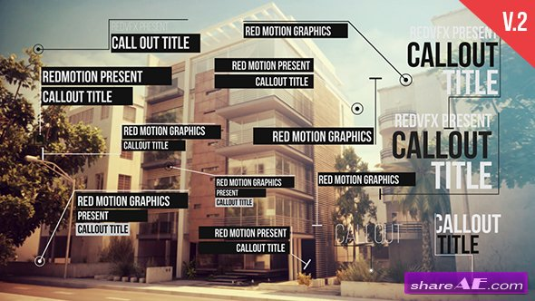Videohive Call-Out Titles 17776993