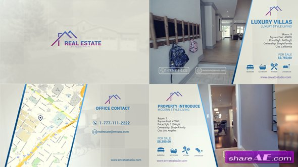 Videohive Real Estate