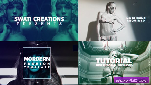 Videohive Stylish Fashion Promo