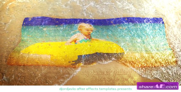Videohive My Summer Wave Gallery
