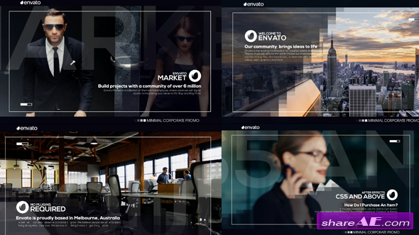 Videohive Corporate Slideshow