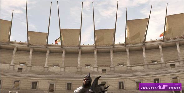 Videohive The Colosseum Pack